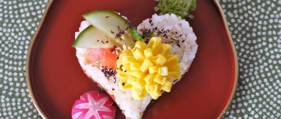 Sushi for Valentine