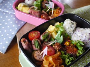 Holiday Cooking Class for Children : Making Bento (picninc box lunch) morning class @ Échandens | Vaud | Switzerland