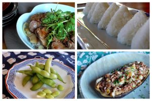Introduction to Japanese Food : Summer (lunch/weekend) @ Echandens (Vaud)