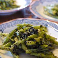 Green beans - goma-ae