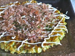 Cooking Class : Okonomiyaki & Karaage (evening / soir) @ Echandens | Morges | Vaud | Switzerland